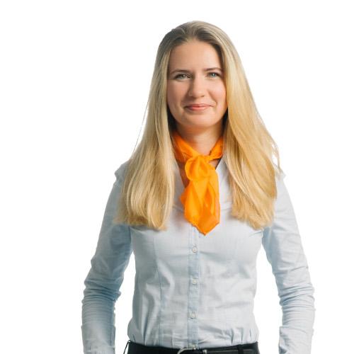 Yulia Rube Kreditabteilung