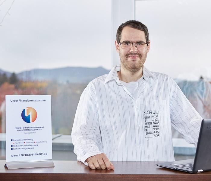 Sebastian Locher Kreditabteilung / Datenschutzbeauftragter